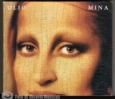 MINA - OLIO CD BOX + PUZZLE Anno 1999  CD PERFETTO