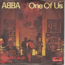 "Abba 7"" vinyl single One Of Us 1981"