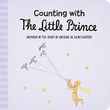 Counting with the Little Prince, Saint-Exupéry, Antoine de