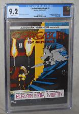 Cerebus the Aardvark #5 CGC 9.2 - 1st Bran Mak Mufin - 1978 Aardvark Vanaheim
