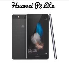 Huawei P8 Lite (2017) Negro Desbloqueado Sim Gratis Condicion Smartphone en caja