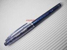 3 x Pilot FriXion 0.4mm Extra Fine Point Erasable Gel Rollerball Pen, Blue-Black