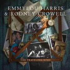 2015 Emmylou Harris & Rodney Crowell The Traveling Kind 11 Track CD