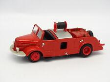 Silhouette Kit monté 1/50 - Camion Laffly 1949 Pompiers
