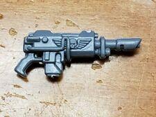Warhammer 40k Astra Militarum Bits:UPG Leman Russ Chimera Lasgun w/Folding Stock