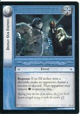 Lord Of The Rings CCG Card MoM 2.U17 Dismay Our Enemies