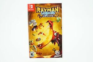 Rayman Legends Definitive Edition: Nintendo Switch [Brand New]