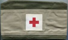 Dutch Red Cross Geneva Convention Inspector Armband