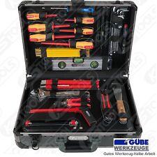 """KS Tools  Elektro Werkzeug Koffer Set 128tlg. 1/4"""" + 1/2"""""""