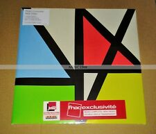 NEW ORDER - MUSIC COMPLETE  2015 2 LPs  TRANSPARENT   COLLECTOR  FRENCH EDITION