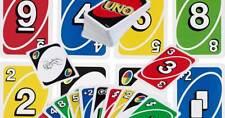 carte da gioco uno  gioco economiche da società' per tutte le eta' divertente