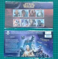 2017 Royal Mail Mint Stamps Star Wars Presentation Pack 12.10.17 547