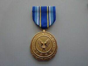 (A18-11) US Orden Distinguished Public Service Award, U.S. Air Force