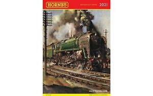 HORNBY R8160 2021 CATALOGUE MODEL RAILWAYS & ACCESSORIES EDITION SIXTY SEVEN 67