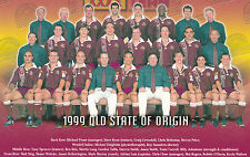 1999 Courier Mail Team Card, QLD