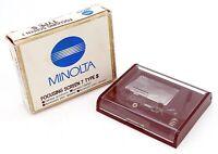 MINOLTA 9000 Fit MD-90 Motordrive BP-90M Batería Parte Original T3
