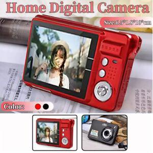 2.7 inch TFT LCD Digital Camera 8X Zoom Anti-shake Face Detection Night Portrait