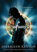 CHRONICLES OF NICK #1: INFINITY  by Sherrilyn Kenyon (2010, Hardcover)