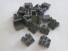Lego 44728 # 20x Winkel 1x2 - 2x2 grau neu dunkelgrau 75013 10219