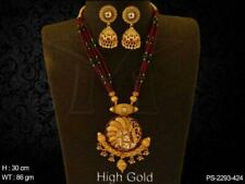 Dancing Peacock Style Designer Pendant.. new design Fancy jewelry set occasion