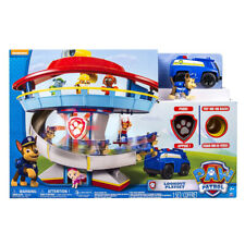 Paw Patrol Lookout Playset with Chase & Chase's Police Car - 6022481