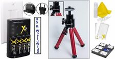 8pc Super Saving Accessory Fujifilm Finepix AX250 AV150
