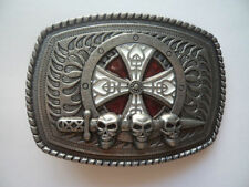 Motorcycle Metal Belt Buckles for Men