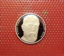 BRD 10 Deutsche Mark 1993 J Robert Koch PP  15,5g  625er Silber