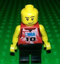 *NEW* Lego NBA Basketball Player No.10 Minifigure Dude Figure Man x 1