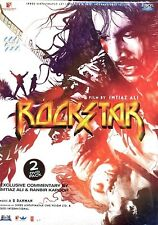 Rockstar (Hindi DVD) (2011) (English, Arabic Subtitles) (Original 2 DVD Pack)