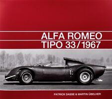 Alfa Romeo Tipo 33 / 1967 (Autodelta Stradale OSI Scarabeo) Buch book Photos