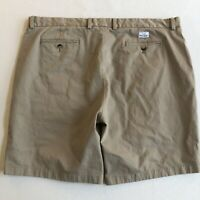 Mens Vineyard Vines Breaker Shorts Khaki Size 42  x 8""