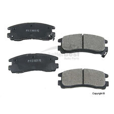 Satisfied PR383 *NEW* Rear Semi Metallic  Disc Brake Pads with Shims