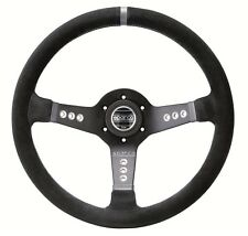 Sparco Steering Wheel L777 SUEDE BLACK - 015L800SC