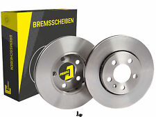 Bremsscheiben Set Priopa belüftet Ø 256 mm Vorderachse Audi Seat Skoda VW