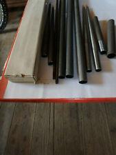 COLUMBUS GARA STEEL TUBES SET (11 tubes) NOS