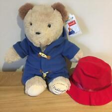 BUILD A BEAR FACTORY 2ND EDITION PADDINGTON BEAR & COAT & HAT BNWT UK EXCL