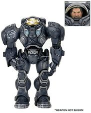 "Heroes of the Storm - 7"" Scale Action Figure - Series 3 - Raynor - NECA Blizzard"