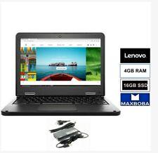 """Lenovo Minilaptop 11.6"""" 4GB Chromebook Google / USB / WIFI Webcam or BEST OFFER!"""