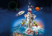 Playmobil #9488 Mission Rocket with Launch Site - New Factory Sealed