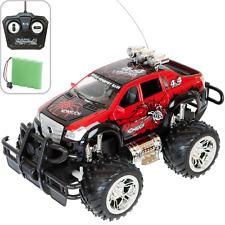Toller Pickup Monstertruck (Rot) Cross Country 1:16 mit Fernsteuerung und AKKU
