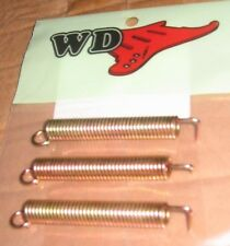GUITAR TREMELO NEW REPLACMENT SPRINGS FOR FLOYD ROSE FLOATING UNIVERSAL FIT MOST