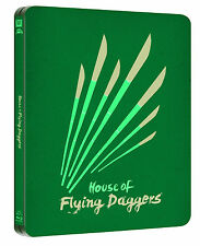 House of Flying Daggers (Limited Edition Blu-ray Steelbook) Zhang Ziyi