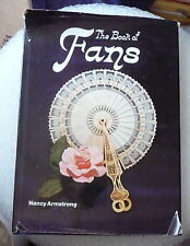 VINTAGE HISTORY OF FANS  BOOK COLOUR ILLUS GREAT FOR COLLECTORS REFERENCE