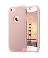 ULAK Slim Protective Case Compatible iPhone 6 Plus, iPhone 6S Plus Hybrid Sof...