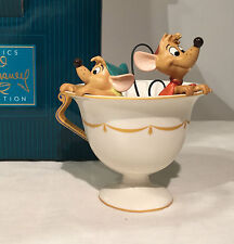 Walt Disney Classic Collection Cinderella's Gus & Jac