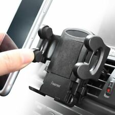Black Air Vent Car Mount Holder for iPhone XS/XS Max/XR HTC One M7 One X XL