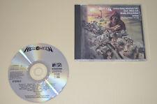 Helloween - Walls Of Jericho + Mini-LP / Noise 1988 / W. Germany / No Barcode