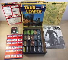 Western Front Tank Leader west End Games BookCase Board Game Military Strategy
