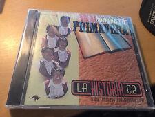 """Conjunto Primavera """"La Historia Capitulo 2"""" cd SEALED"""